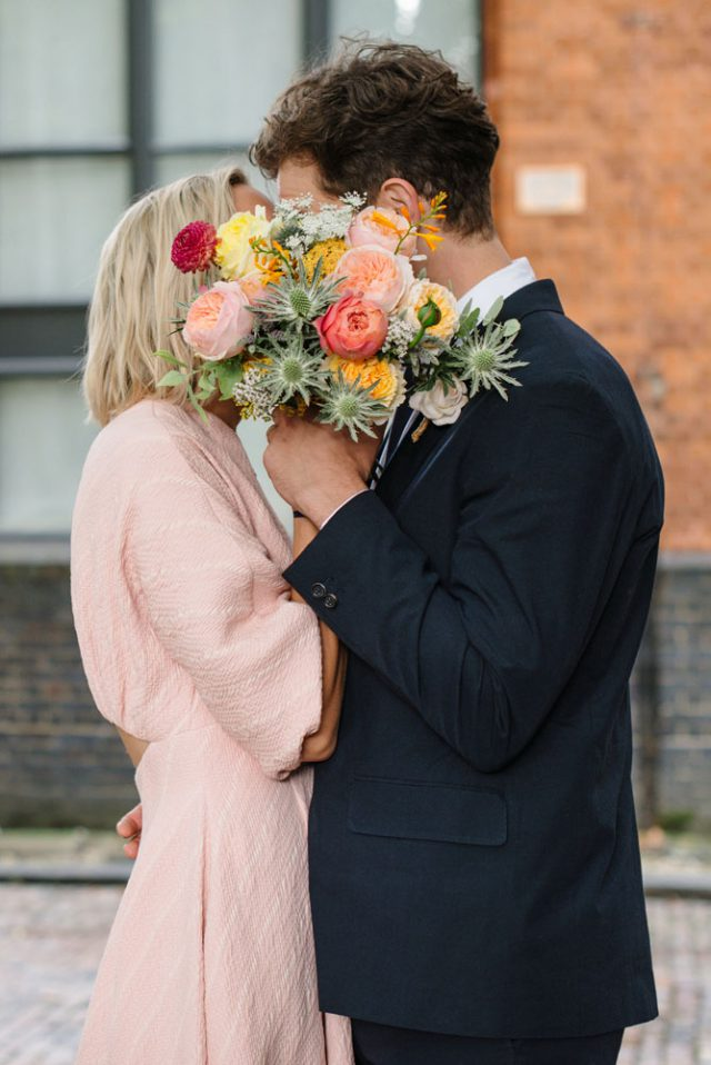 Intimate and Laid Back Family Gathering Style London Wedding (21)