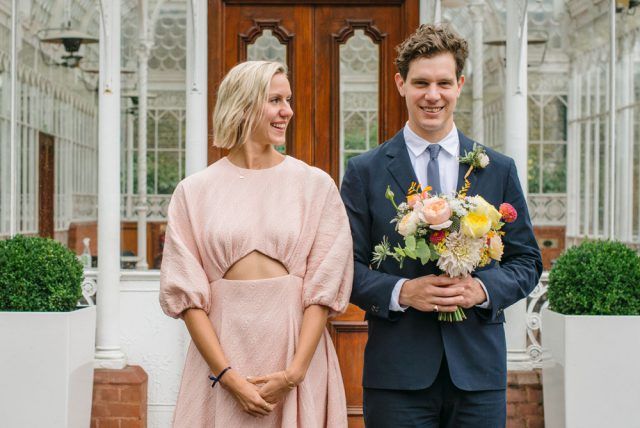 Intimate and Laid Back Family Gathering Style London Wedding (7)