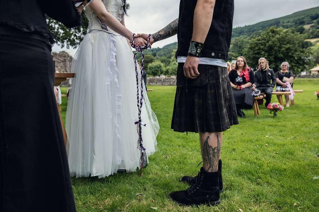 Pagan Wedding Ring 99 Cool Metal u Pagan Handfasting