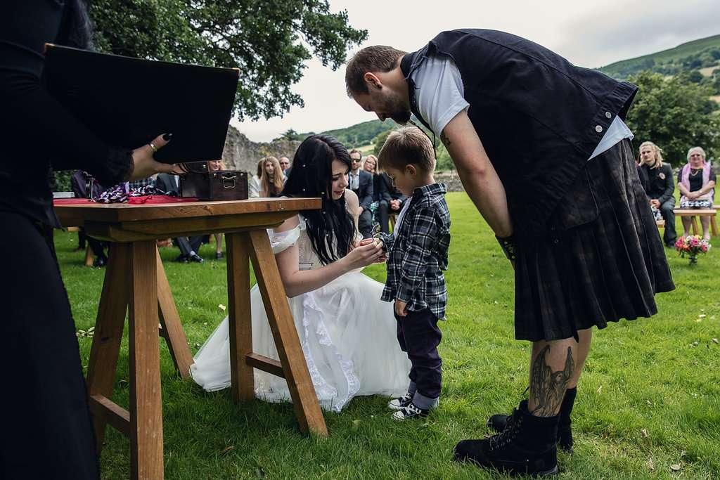 Pagan Wedding Ring 66 Trend Metal u Pagan Handfasting