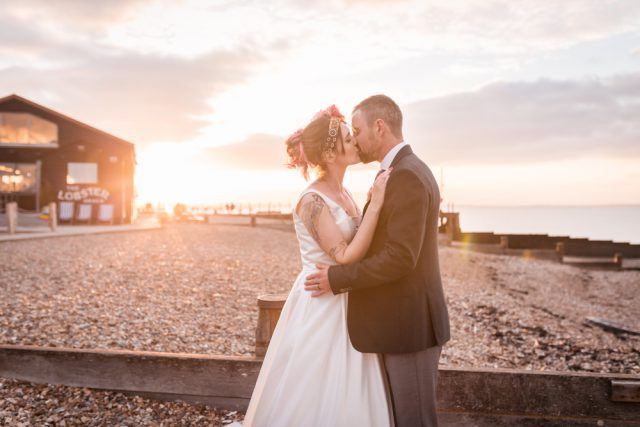 Whitstable Beach Wedding Planned in Eight Weeks (58)