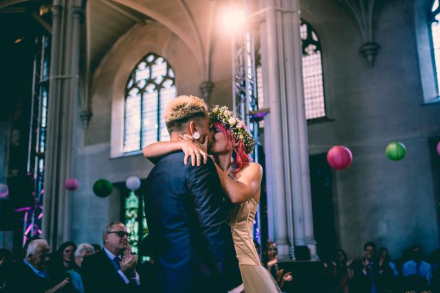 Colourful & Fun Brighton Wedding with a Christian Ceremony (16)