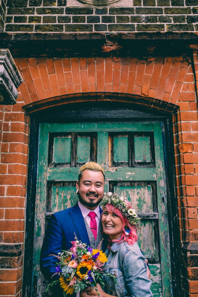 Colourful & Fun Brighton Wedding with a Christian Ceremony (19)