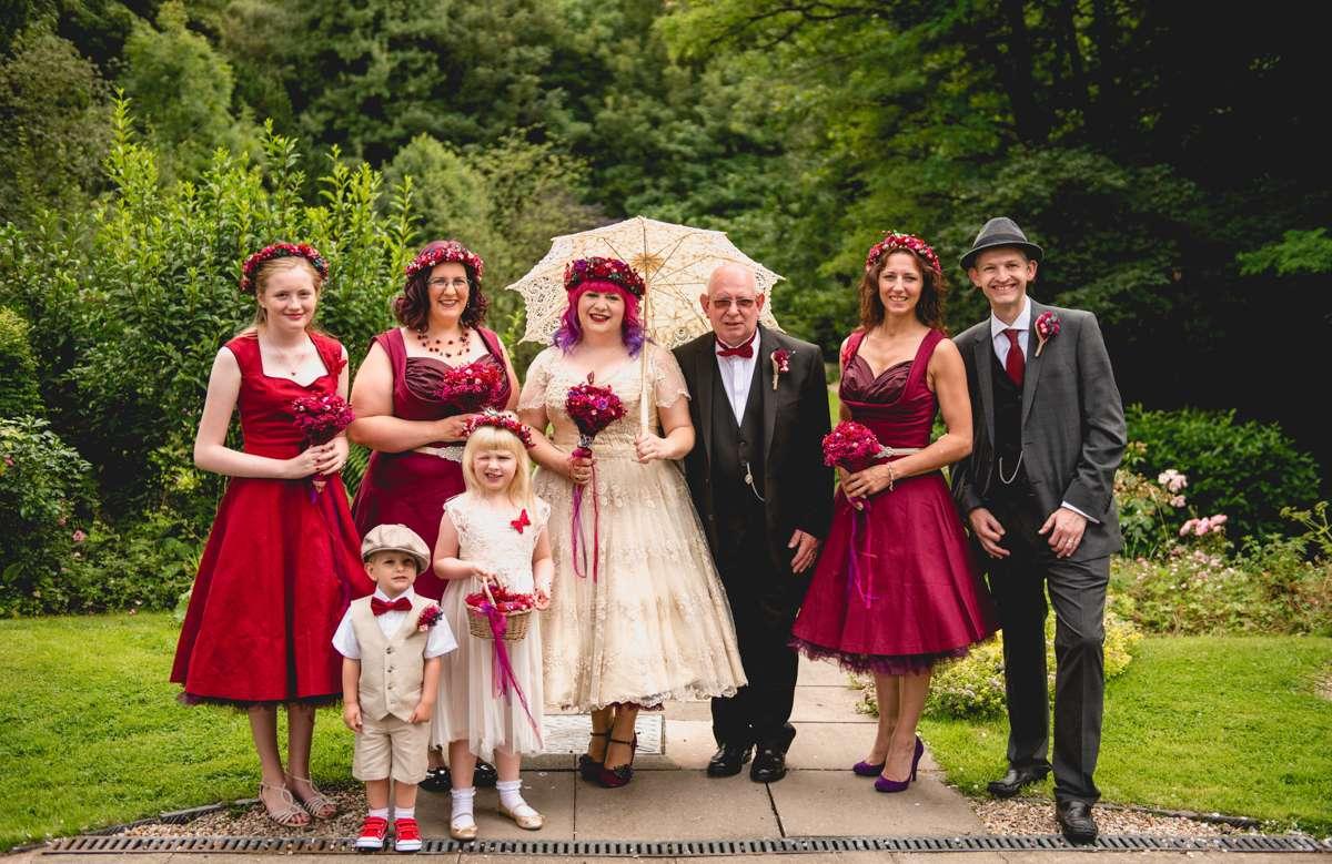 Bride Reenactment 24