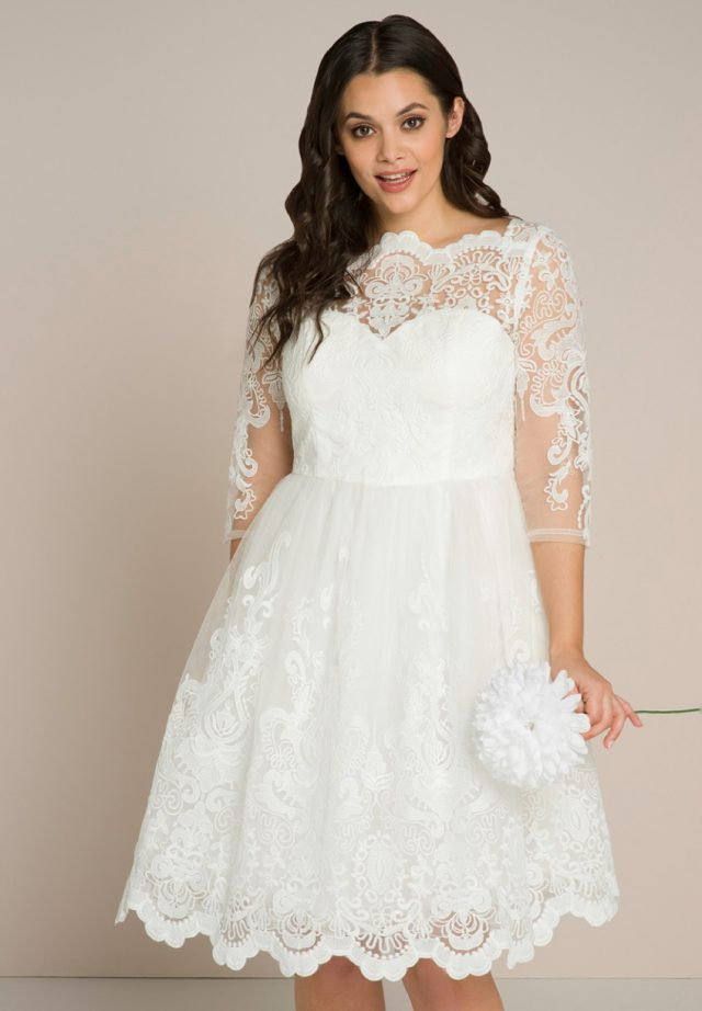 Plus Sizes Wedding Dresses