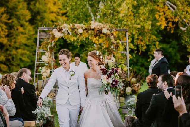 The Last Five Years In LGBTQ Wedding Planning · Rock N