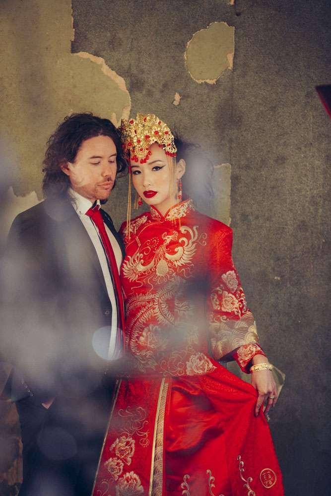 Chinese Red Wedding Dress 59 Amazing High Fashion Chinese vs