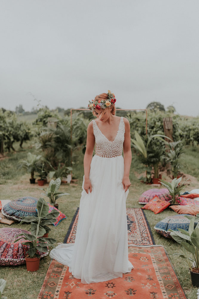 Lucy Can T Dance Non Traditional Wedding Dresses For Alternative S