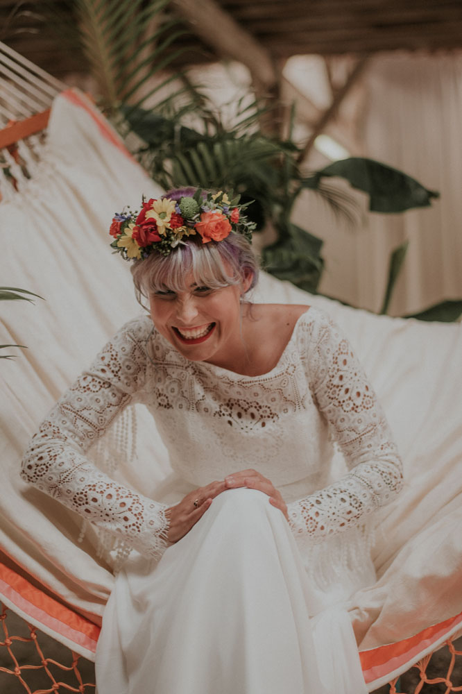 815ffa64463747 Lucy Can't Dance Non-Traditional Wedding Dresses for Alternative Babes!