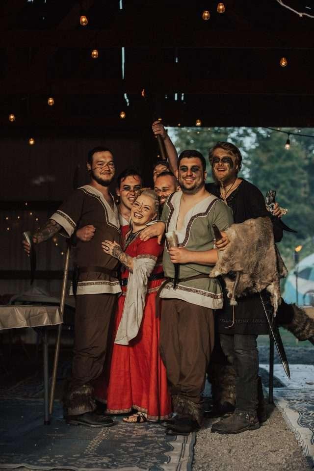 e58921b94ad Norse Pagan   Viking Themed Wedding · Rock n Roll Bride