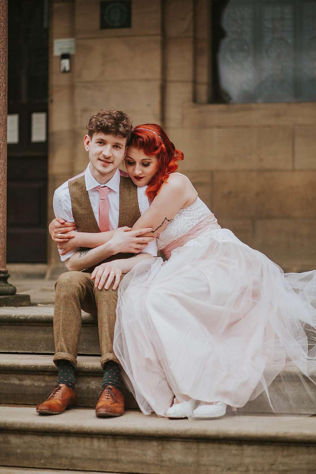 An Authentically Vintage Yorkshire Wedding · Rock n Roll Bride