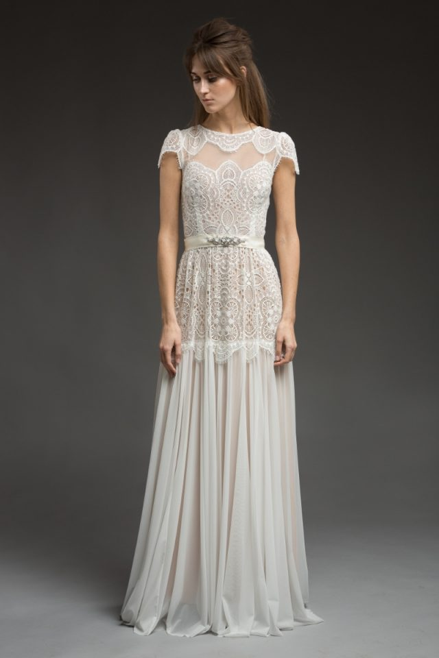 Flattering Wedding Dress 96 Cool The bridal line features