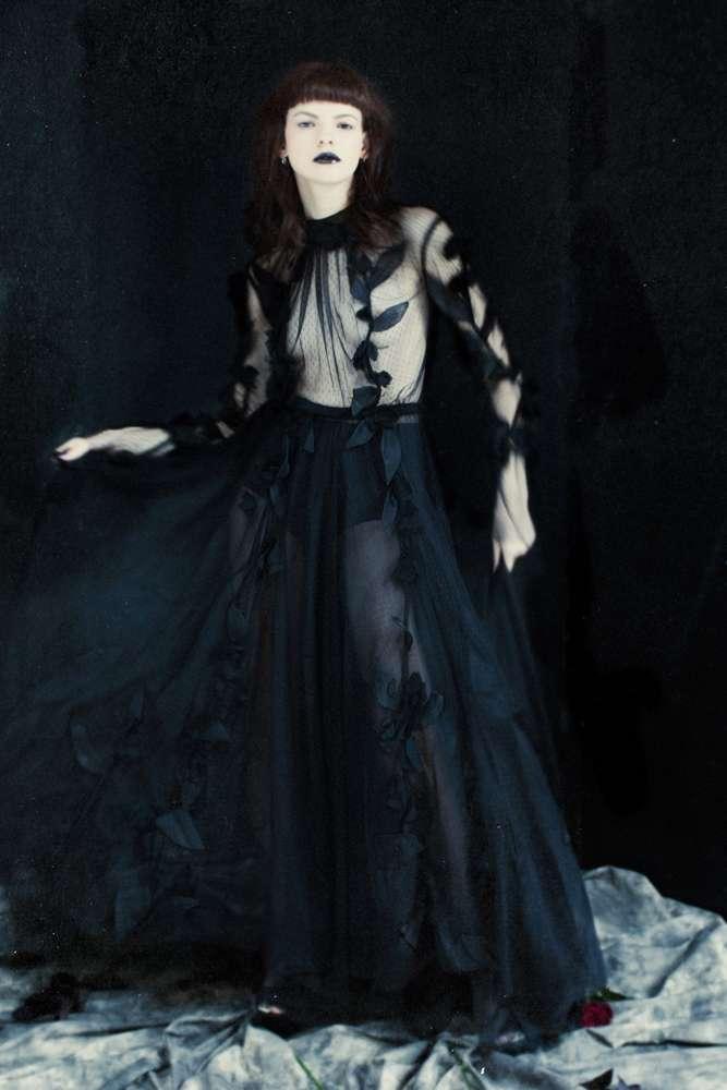 Victorian Gothic Wedding Dresses 11 Ideal Gothic Bride Blog it