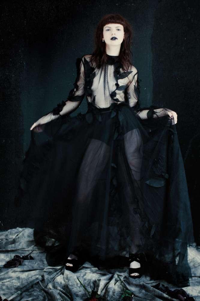 Victorian Gothic Wedding Dresses 18 Stunning Gothic Bride Blog it