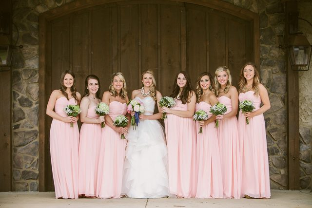 b46a6d1438 Affordable Bridesmaid Dresses Your Girls Will Actually Love · Rock n ...