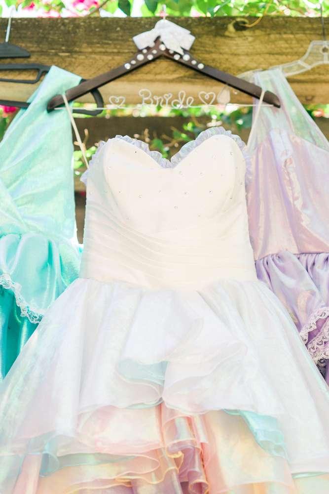 Kawaii Pastel And Disney Themed Wedding 1 Rock N Roll Bride