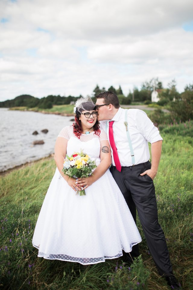 Sarah And Drew Wanted Their Wedding To Really Showcase Where They Grew Up Hosted Newfoundland Labrador