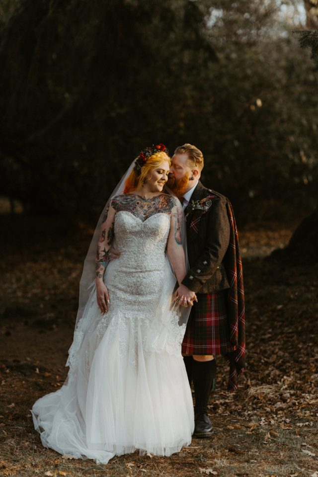 Festive scottish wedding inspired by christmas markets rock n roll oh baby do we have one gorgeous wedding to share with you today sophie and stephen were married at the byre at inchyra a beautifully restored solutioingenieria Images
