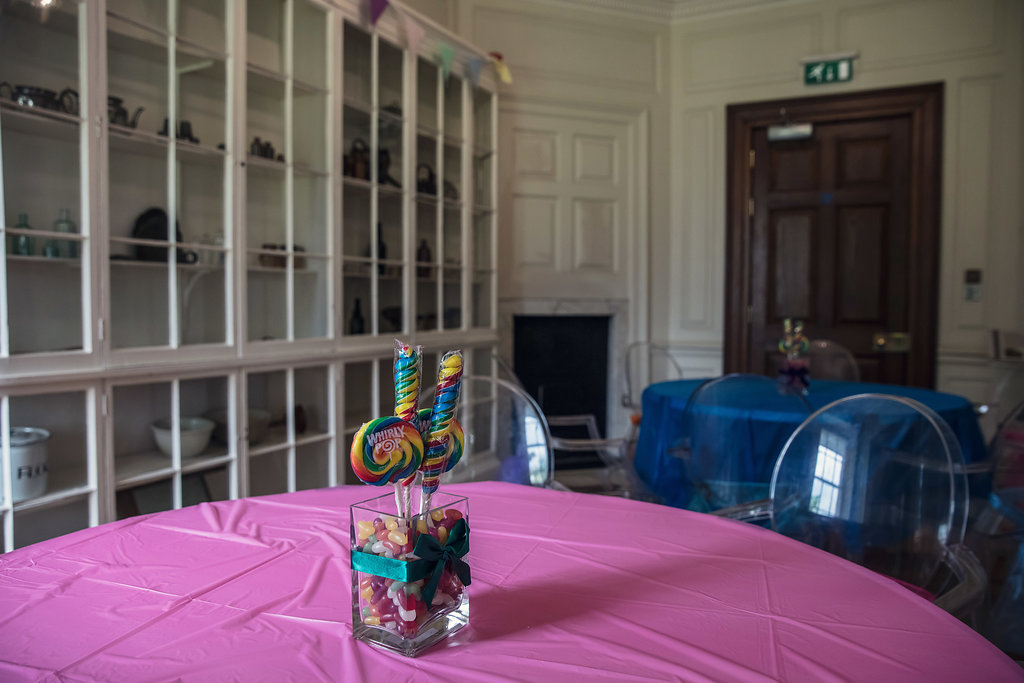 Handmade Candy Themed Wedding At Valentines Mansion Rock N Roll Bride