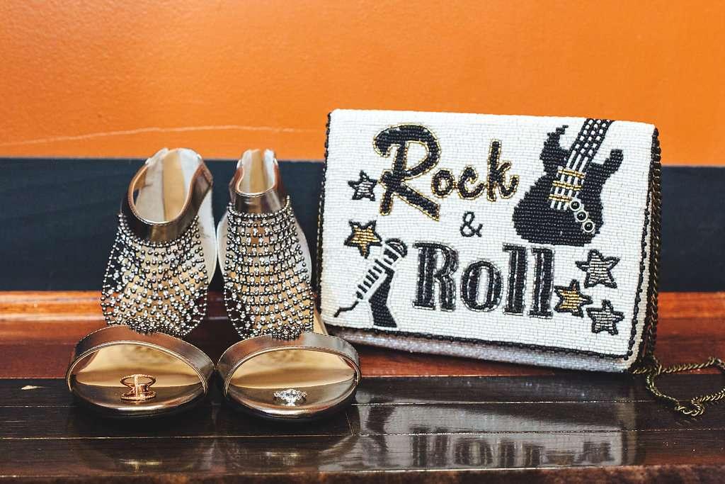 rock n roll wedding at an art deco theatre rock n roll bride. Black Bedroom Furniture Sets. Home Design Ideas