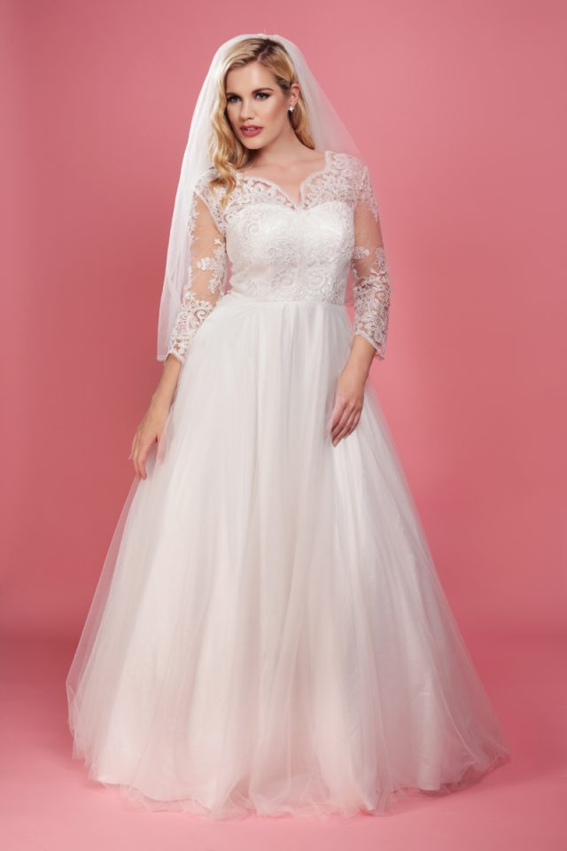 The First Bridal Collection from Collectif: Wedding Dresses for ...