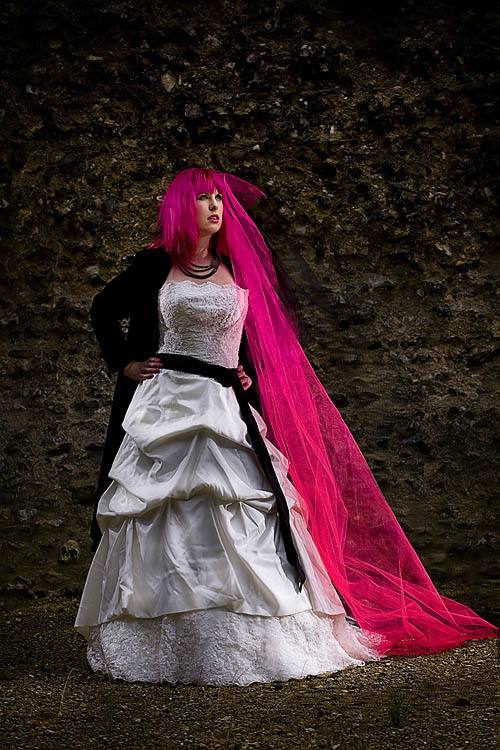 Rock n roll bride the ultimate guide for alternative brides for Rock n roll wedding dress