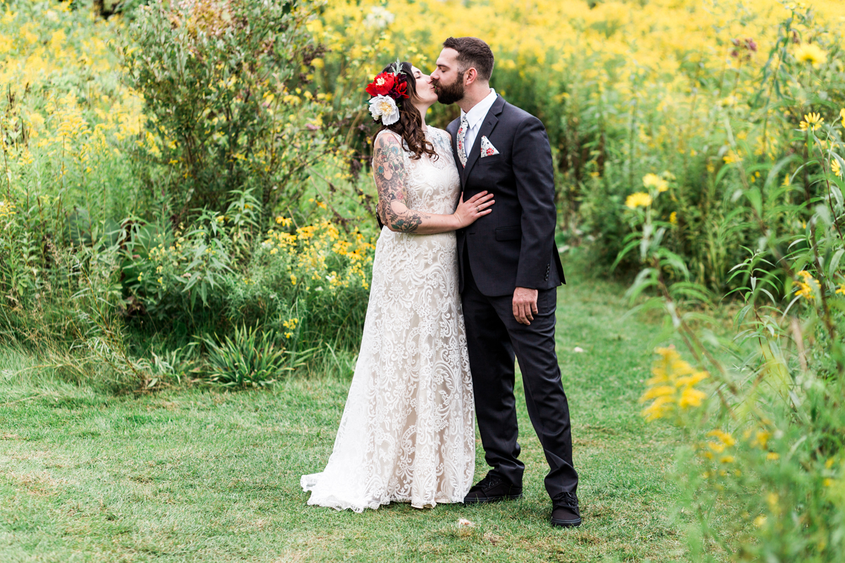 The Big Lebowski Inspired Wedding Powered By Nature… and Tacos ...