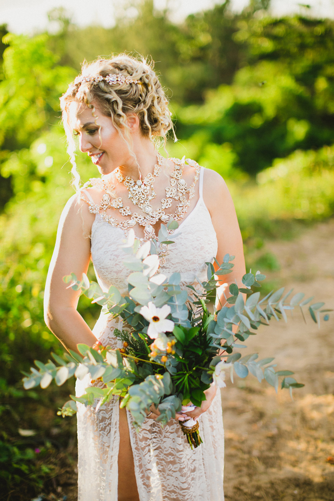 Greek Mythology Inspired Elopement In The Dominican Republic Rock