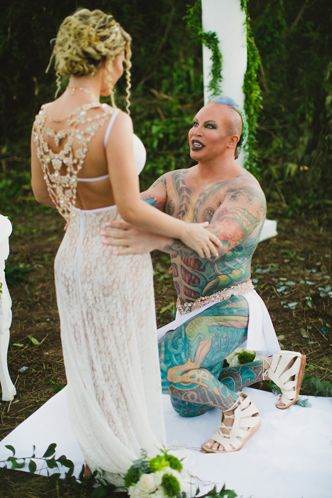 Greek Mythology Inspired Elopement In The Dominican Republic 8